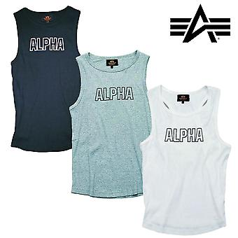 Alpha industries tank top track top