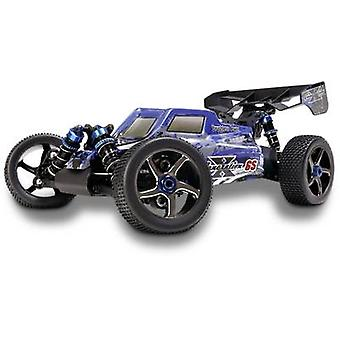 Reely generatie X 6S Brushless 1:8 RC Modelauto elektrische Buggy 4WD RtR 2,4 GHz