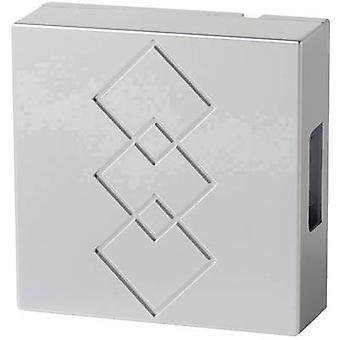 Heidemann 70612 Chime 230 V (max) 82 dB (A) Silver