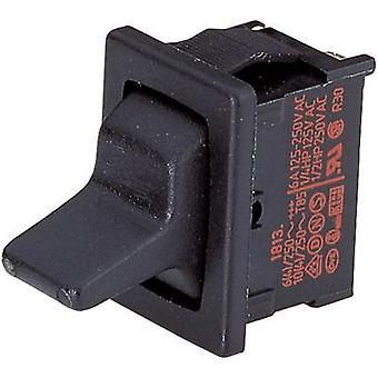 Marquardt 1813.1102 Toggle switch 250 V AC 10 A 1 x On/On latch 1 pc(s)