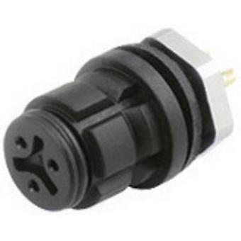 Binder 99-9208-00-03 serie 620 Sub miniatuur circulaire Connector nominale stroom (details): 3 een aantal pinnen: 3