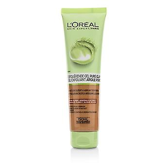 L'oreal Skin Expert Pure-clay Cleanser - Exfoliate & Refine - 150ml/5oz