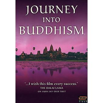 Journey Into Buddhism [DVD] USA import