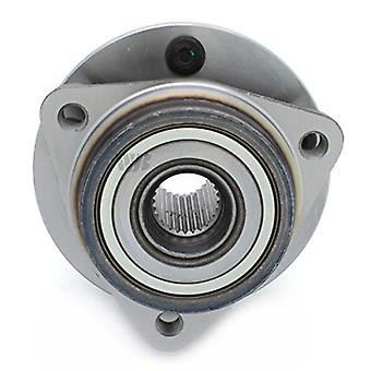 WJB WA515000 - Front Wheel Hub Bearing Assembly - Cross Reference: Timken 515000 / Moog 515000 / SKF BR930116
