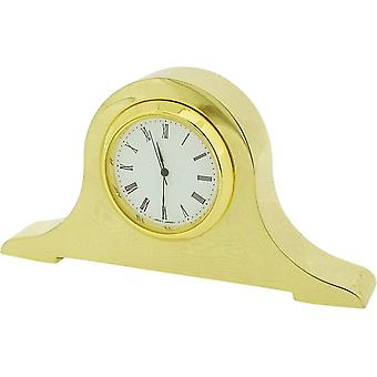 Gift Time Products Napoleon Miniature Clock - Gold