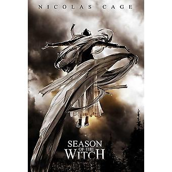 Season of the Witch Movie Poster (27 x 40)