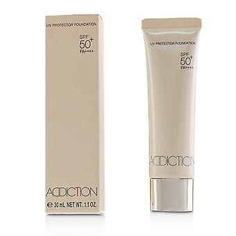 Addiction Uv Protector Foundation Spf 50 - # 013 (golden Sand) - 30ml/1.1oz