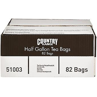 Country Range Half Gallon Catering Tea Bags