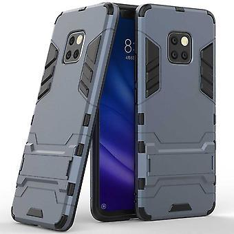 For Huawei kompis 20 Pro metall utendørs Blau stil bag coveret beskyttelsesetui