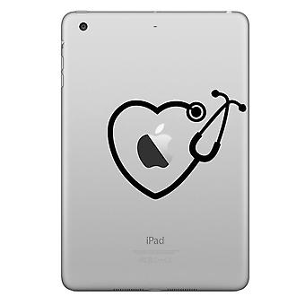 HAT PRINCE stylish Chic decal sticker iPad etc-Heart
