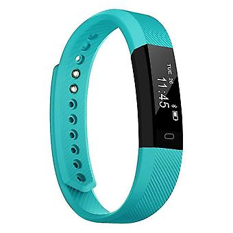 Fitness bands for Android and iOS-Turquoise