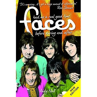 The Have Me a Real Good Time - The Faces (2nd Revised edition) - 97817
