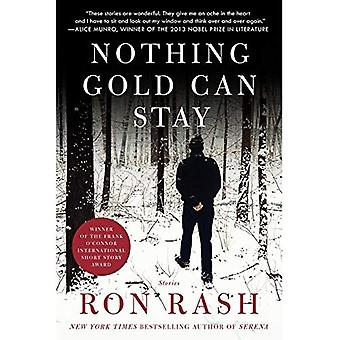 Niets goud kan blijven: verhalen