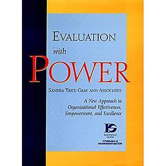 Auswertung mit Power: ein neuer Ansatz für Organizational Effectiveness, Empowerment und Exzellenz