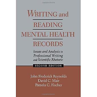 Schreiben und lesen psychologische Aufzeichnungen: Probleme und Analyse professioneller schriftlich und wissenschaftlichen Rhetorik