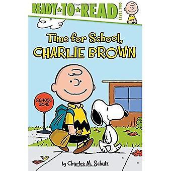 Dags för skola, Charlie Brown (jordnötter)