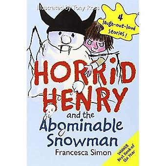 Otäckt Henry och den avskyvärda snömannen
