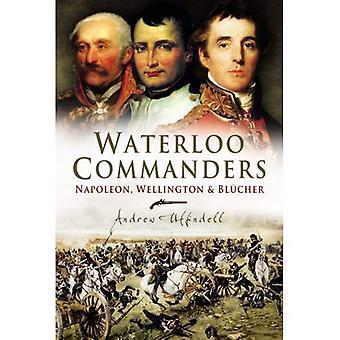 Comandanti di Waterloo: Napoleone, Wellington e Blucher