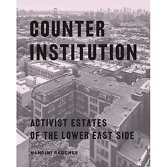 Instituição de contador: Estates ativistas do Lower East Side