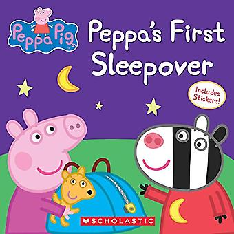 Peppa's First Sleepover (Peppa Pig) (Peppa Pig)