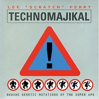 Lee Scratch Perry - Technomajikal [CD] USA import