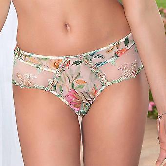 Lise Charmel lingerie Bouquet Tropical Shorty ivory