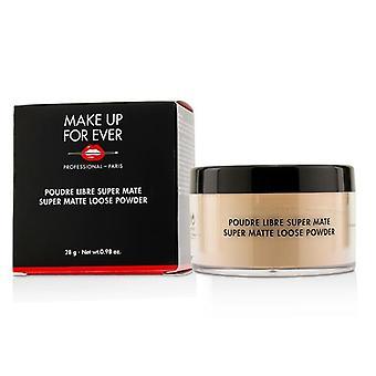Make Up For Ever Super Matte Loose Powder - # 12 (translucent Natural) - 28g/0.98oz