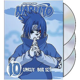 Naruto - Naruto: Jeu 10 [DVD] import USA