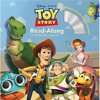 Toy Story Read-Along by Ronald Kidd - Disney Book Group - 97814231334