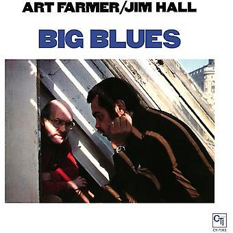 Art Farmer & Jim Hall - Big Blues (Limited Edition 2-LP Set Nu [Vinyl] USA import