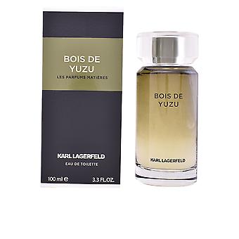 Lagerfeld Bois De Yuzu Edt Spray 100 Ml voor mannen