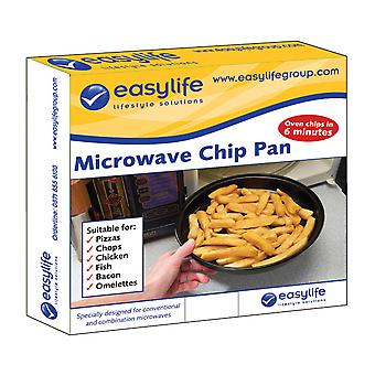 Microwave Chip Pan