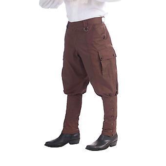 Bristol Novelty Unisex Adults Steampunk Trousers