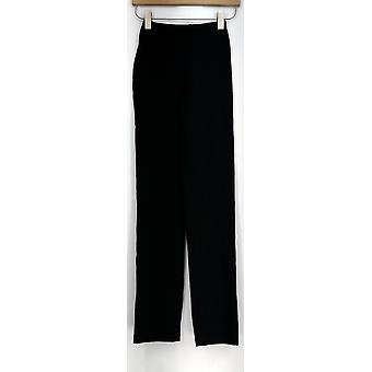 Women with Control Pants XXST Tall Pull-on Slim Leg Pant Black A213525