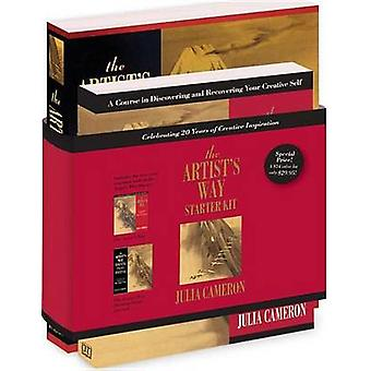 The Artist's Way Starter Kit by Julia Cameron - 9781585429288 Book