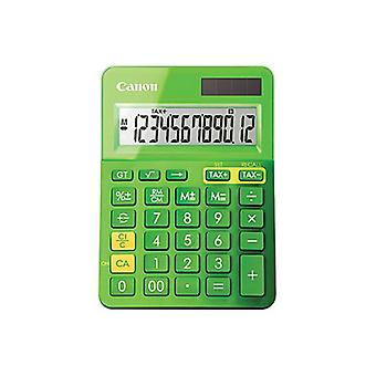 Canon LS123MGR Green Calculator