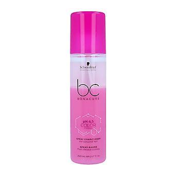 Schwarzkopf BC pH 4,5 väri jäädyttää Spray hoitoaine 200ml