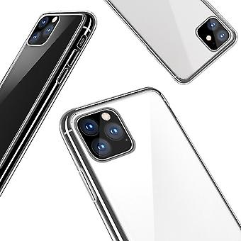 Shell iPhone 11 Pro Max in clear rubber