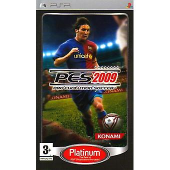Pro Evolution Soccer 2009-Platinum Edition (PSP)-nieuw