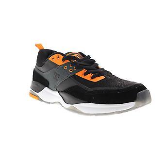 DC E Tribeka S SE mens zwart synthetische atletische skate schoenen
