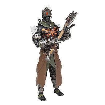 Fortnite 7- Actionfigur The Prisoner Material: aus Kunststoff, in Geschenkverpackung, von McFarlane.