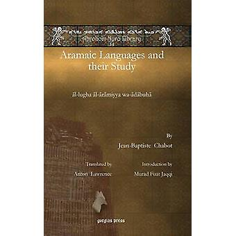 Aramaic Languages and Their Study by Chabot Jean Baptiste 18601948