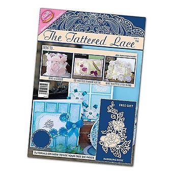 Tattered Lace kwestie 5 Magazine, meerkleurig