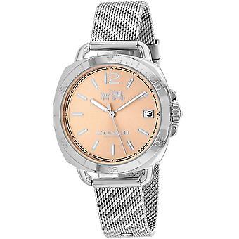 Coach Women's Tatum Rose gold Dial Watch - 14502635