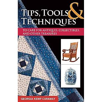 Tips, Tools, and Techniques to Care for Antiques, Collectibles, and Other Treasure (Practical Guide)