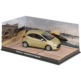 Ford Ka Diecast Model Car from James Bond Quantum of Solace