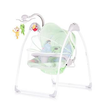 Chipolino Baby Rocker Serena 2 in 1, Electric, Remote Control, Table, Timer