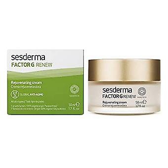 Anti-Ageing Cream Factor G Renew Sesderma (50 ml)
