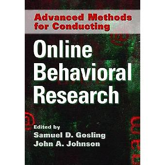 Advanced Methods for Conducting Online Behavioral Research - 97814338