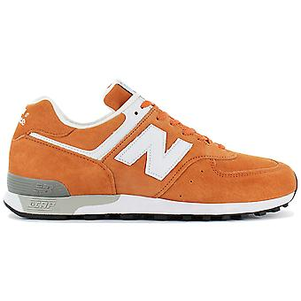 New Balance Classics M576OO Herren Schuhe Orange Sneaker Sportschuhe